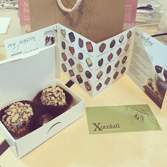 Brilliant truffle & chocolate making class at @lanewaylear