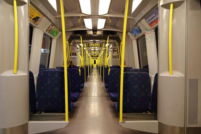 subway car interior flickr photo sharing. Black Bedroom Furniture Sets. Home Design Ideas