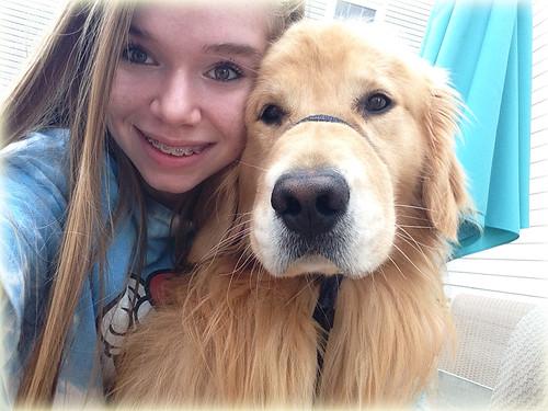 ~ puppy love...