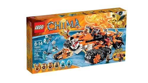 LEGO Legends of Chima 70224