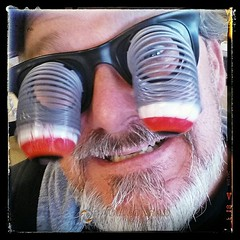 At the #eye #doctor getting my #contacts adjusted.   #selfie #googlyeyes #portrait #goocy #goofball #silly