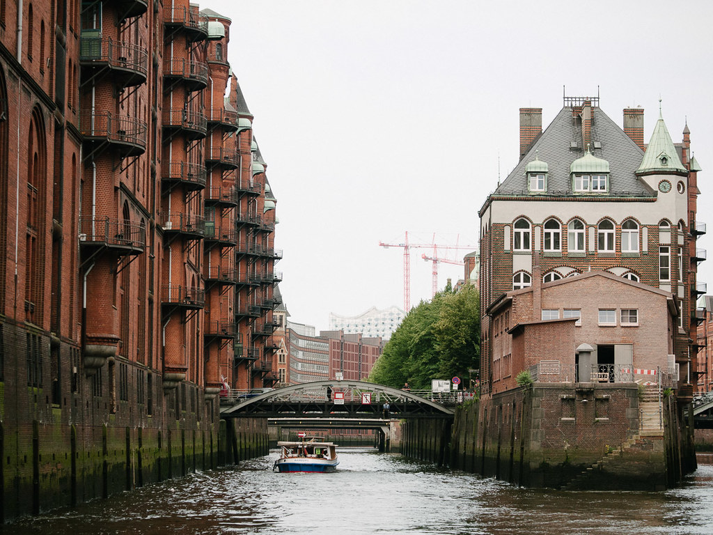 Hafen City - Hamburgo
