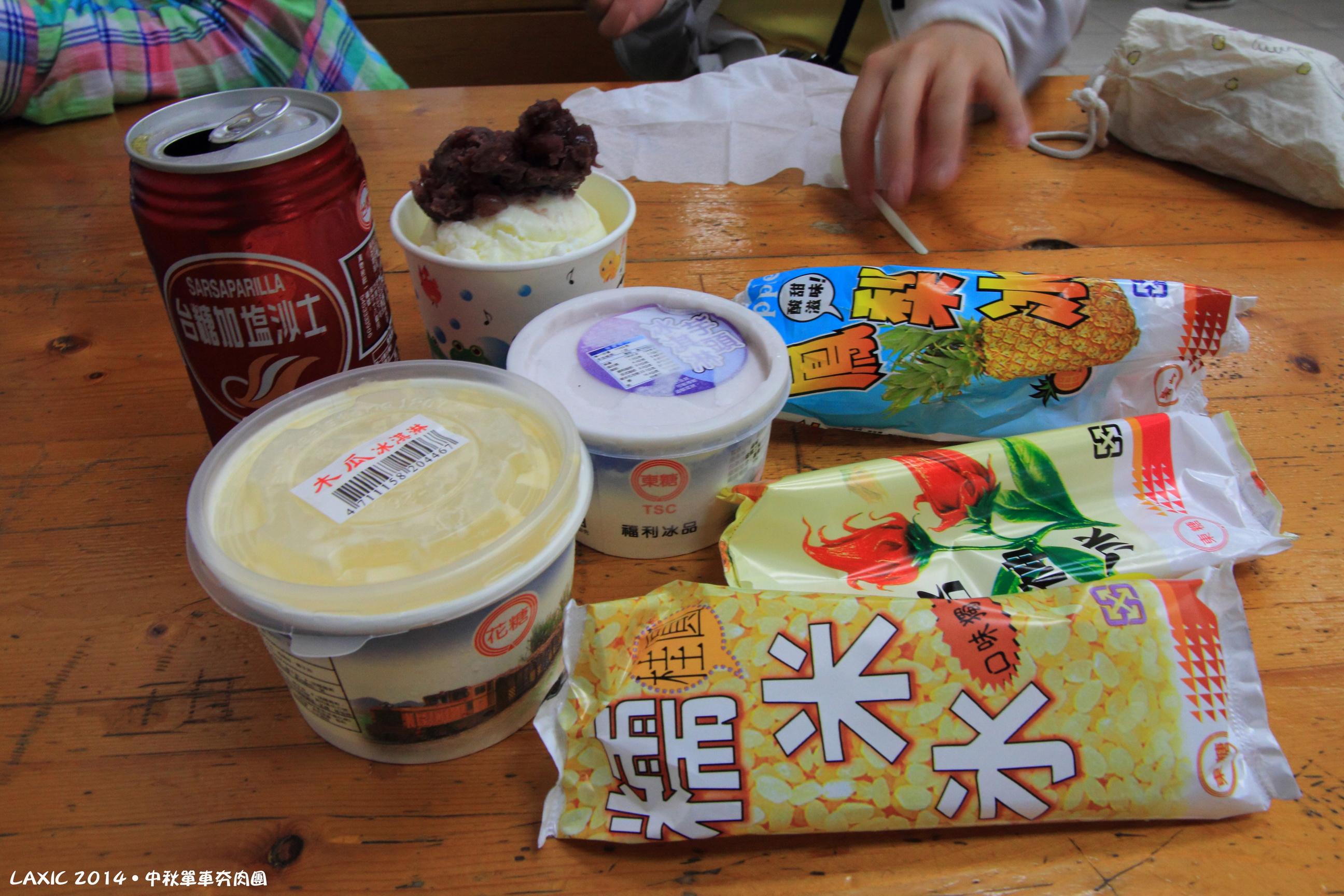 2014.09 中秋單車夯肉團DAY3
