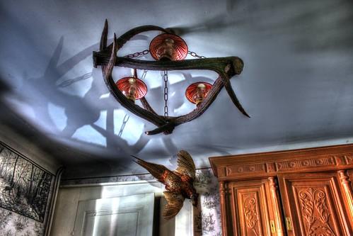 Maison Theo. La chasse au faisan