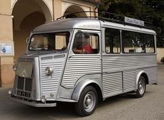automobile, van, vehicle, mode of transport, citroã«n h van, land vehicle, motor vehicle,