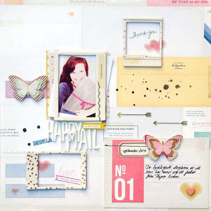 Alex Gadji - Happy Mail 2