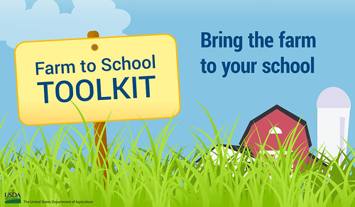 The USDA Farm to School Planning Toolkit provides school districts helpful questions to consider and resources to reference when building their programs.