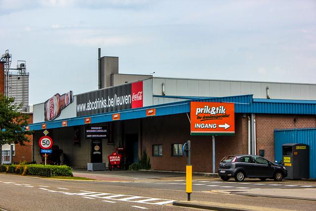Prik&Tik Leuven, tienda de bebidas de Lovaina