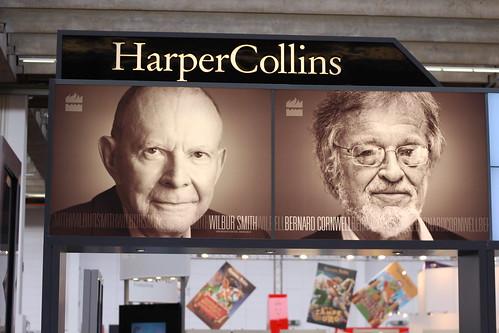 HarperCollins - Frankfurt Buchmesse 2014