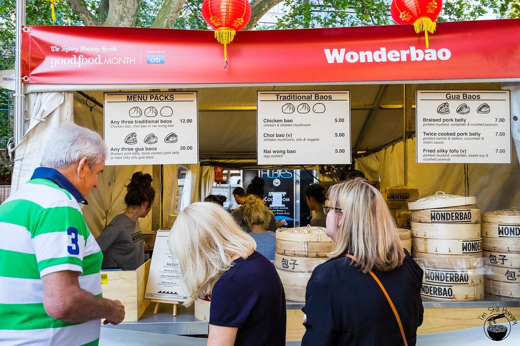 Wonderbao Night Noodle Markets