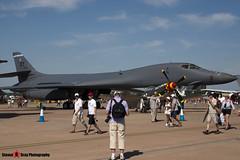 86-0103 - 63 - USAF - Rockwell B-1B Lancer - Fairford RIAT 2006 - Steven Gray - CRW_1914