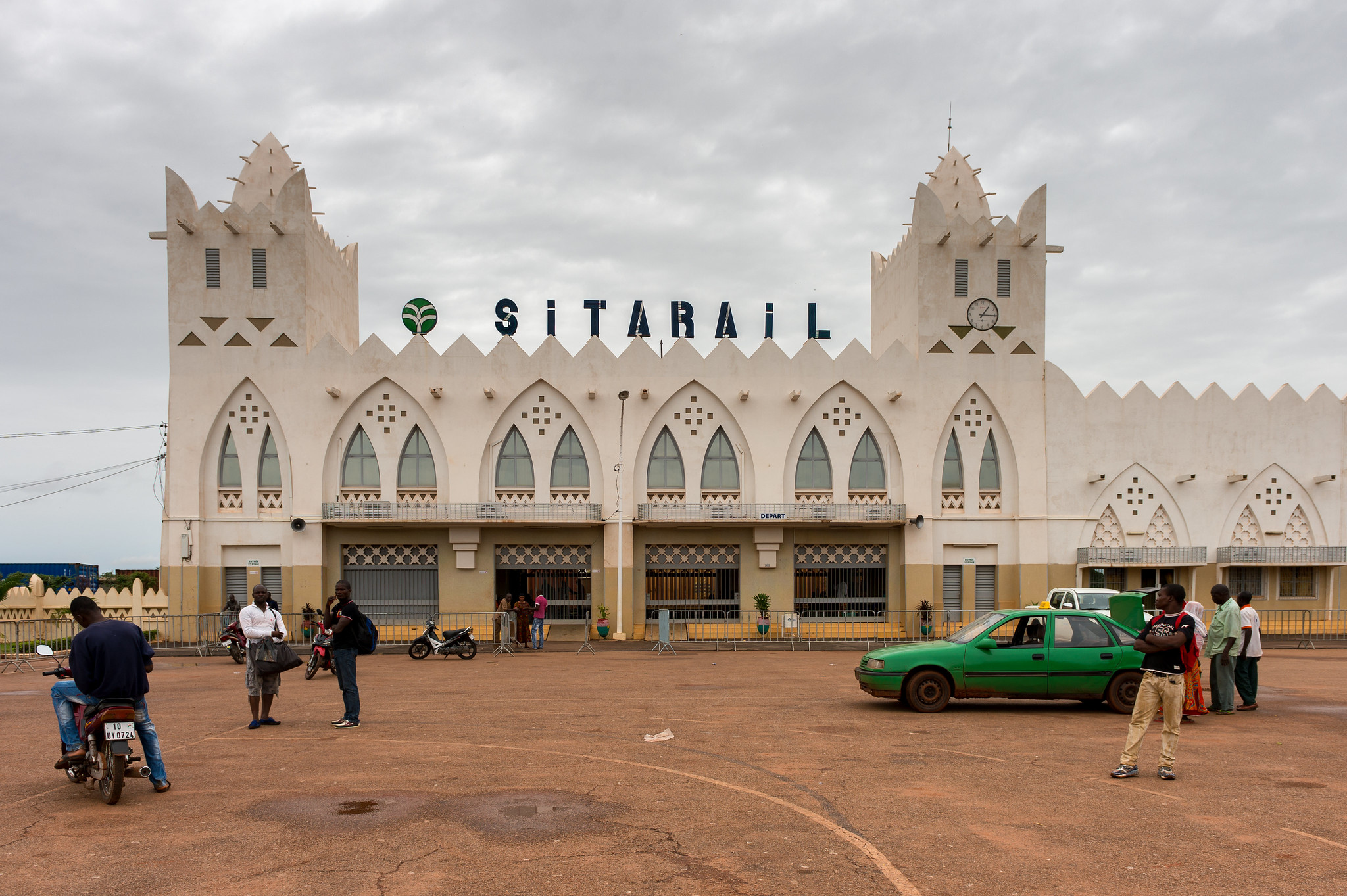 Bobo-Dioulasso Train Station