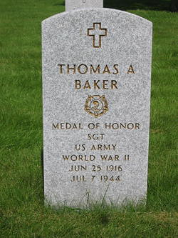 Tumba de Thomas Baker