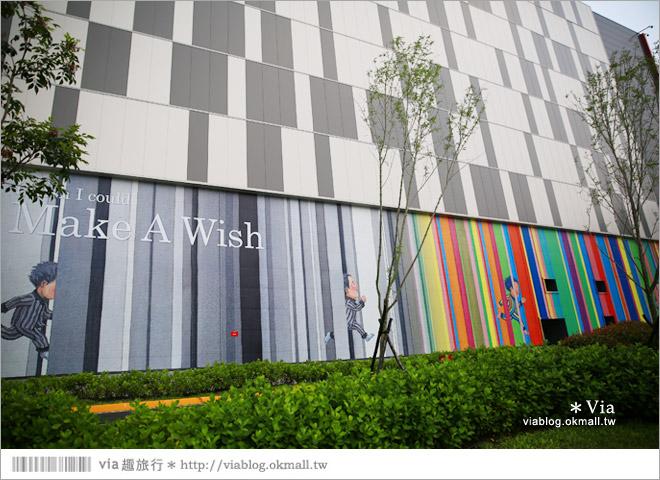 【南科幾米】台南|台積電南科幾米裝置藝術小公園~願望盛開‧許諾之地30