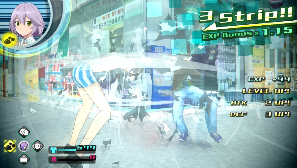 Akibas Trip Undead Undressed 5