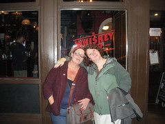Twang girls at a whiskey bar in Dublin