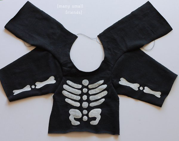 Skeleton for Dolls Tutorial