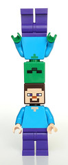 Minecraft up and down