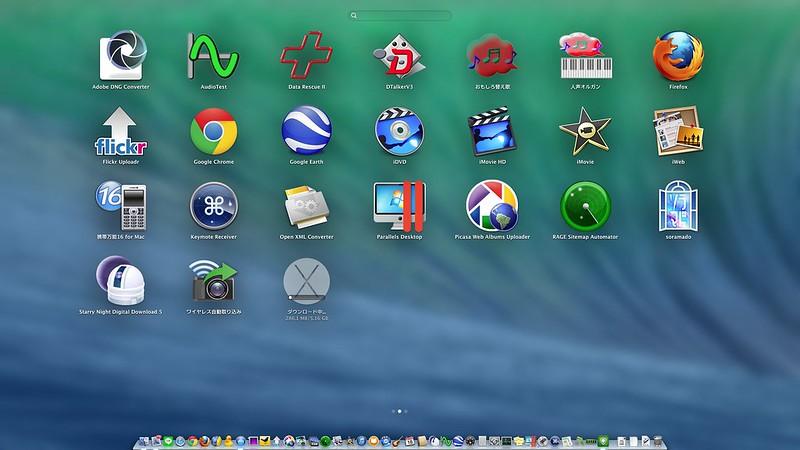 Mac OSX 10.10 YosemiteをMac Mini 2010に入れてみた^^;w