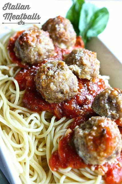 Italian Meatballs 002