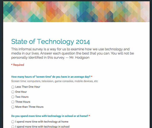 state of tech 2014