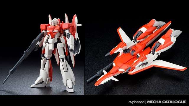 Gunpla Expo World Tour 2014 Japan - HGUC Zeta Plus [Test Colors]