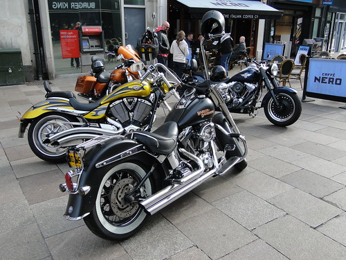 American Motorcycles in Cardiff