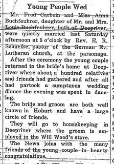 2014-10-20. Carbein-Buchfuehrer wedding