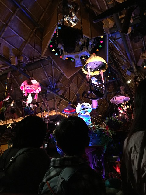 Enchanted Tiki Room with Stitch
