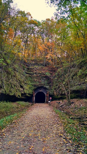 Elroy Sparta Tunnel #1
