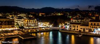 Ayios Nikolaos Port