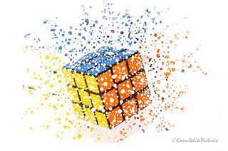 rubik's cube dispersion 40/52