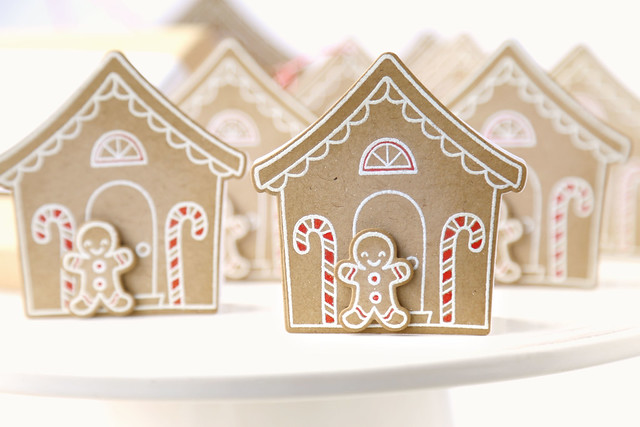 gingerbread tags {lawn fawn's october inspiration week}