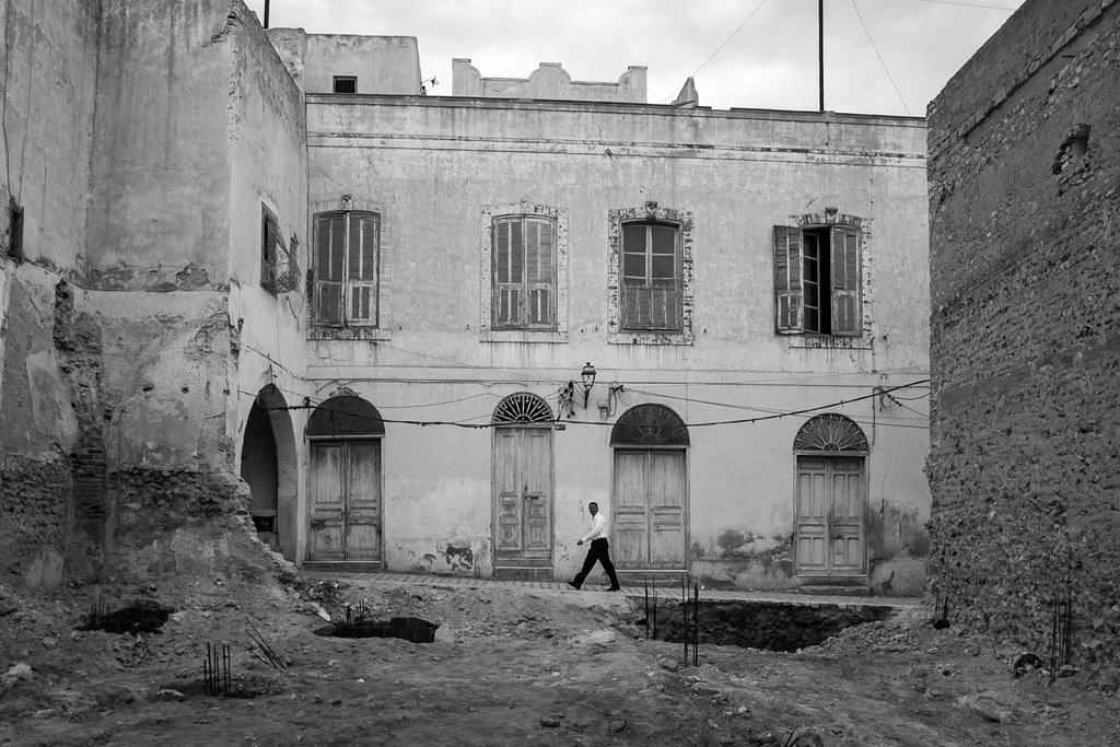 Street Scene, Sousse. Tunisia 2008