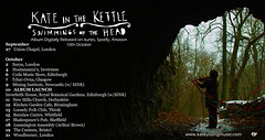 Kate in the Kettle - Album + Tour