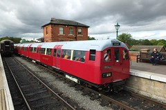 Epping Ongar Railway, September 2014