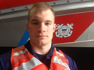 Coast Guard Petty Officer 3rd Class Kyle Love, a boarding officer at Coast Guard Station Marblehead, Ohio, is the 2014 Ohio Boating Officer of the Year according to the National Association of State Boating Law Administrators. Love earned the distinction by removing dangerous drunk boaters from the water and saving lives in distress. U.S. Coast Guard photo courtesy of Station Marblehead