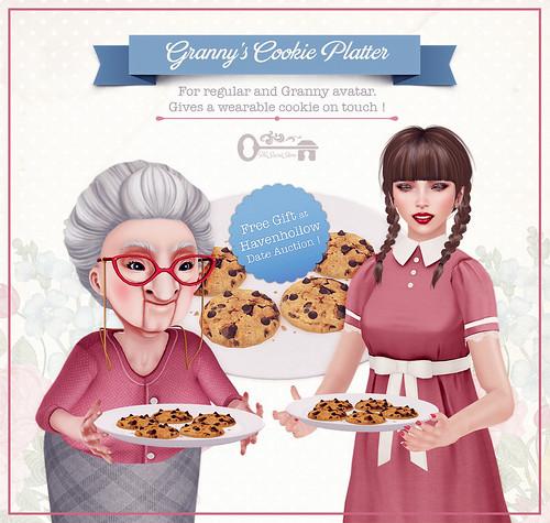 Granny's Cookie Platter