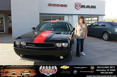 #HappyBirthday to Diana Tettleton from Tracey Frerich at Four Stars Auto Ranch!