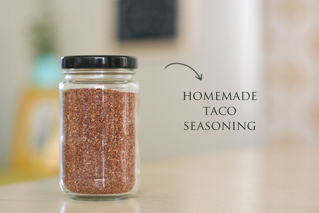 DIY taco seasoning | yourwishcake.com