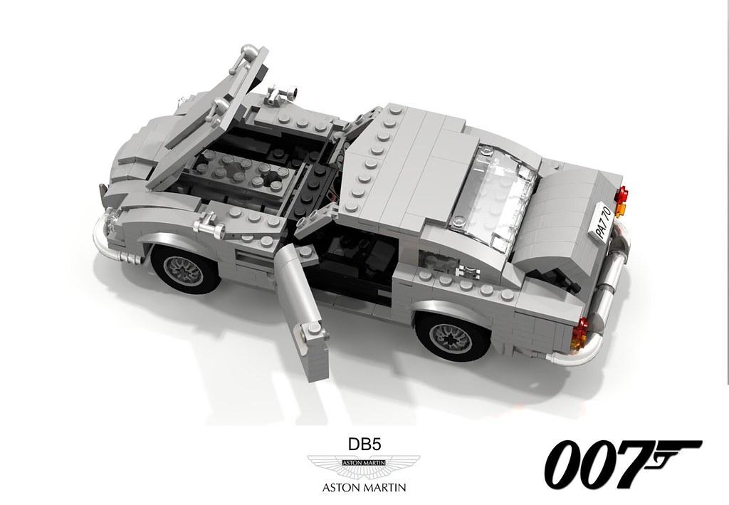 aston martin db5 james bond 007 a photo on flickriver. Black Bedroom Furniture Sets. Home Design Ideas