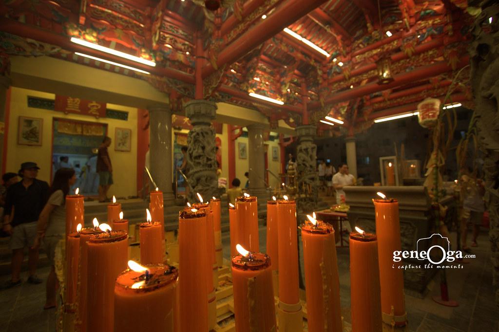 Nine Emperor Gods Festival, Penang
