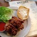 Spitzer's EPIC FRIED CHICKEN sandwich