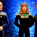 Jean-Luc, Beverly, and ... Wesley?!