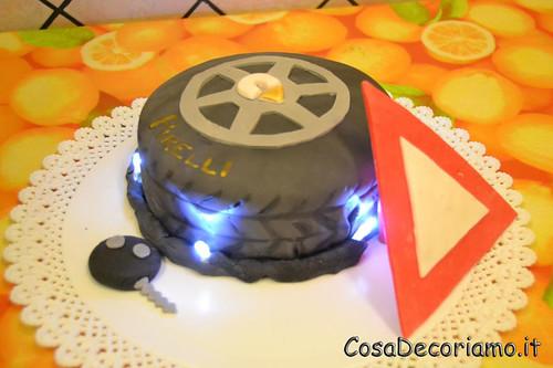 Torte - 17 - Torta ruota Smart