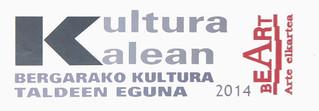 Beart. Kultura kalean, 2014-X-4