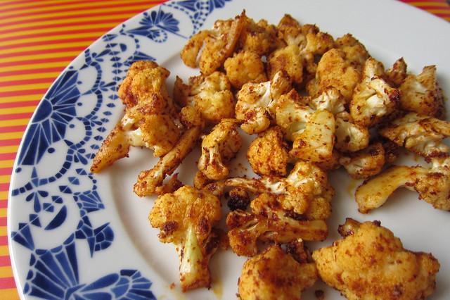 香烤花椰菜