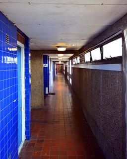 Balfron Tower / corridor