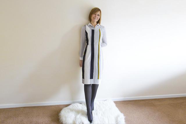 Eskimimi Makes Von Trapp Dress