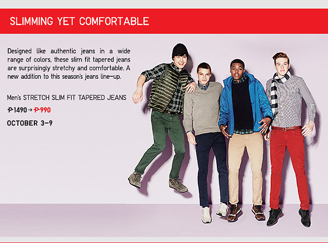 Uniqlo-slim-tapered-jeans